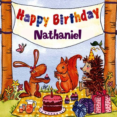 Happy Birthday Nathaniel von The Birthday Bunch