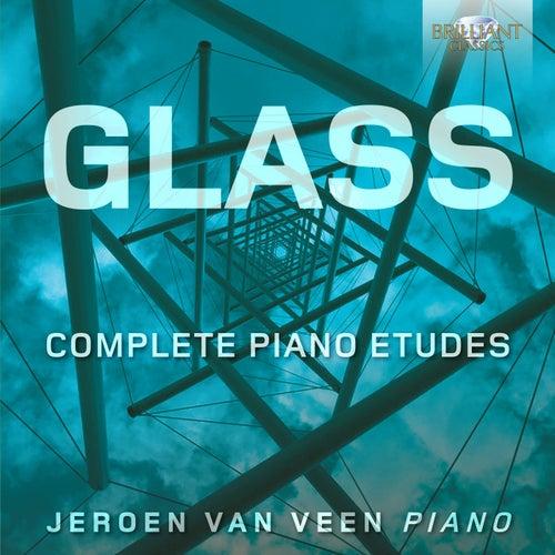 Glass: Complete Piano Etudes de Jeroen van Veen