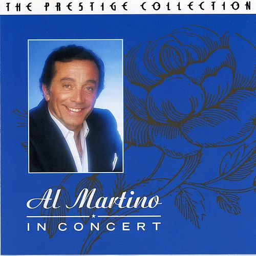 In Concert by Al Martino