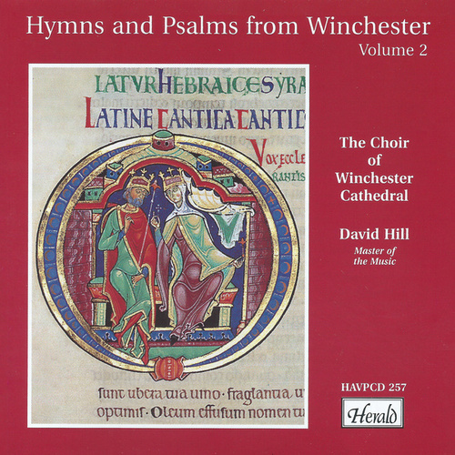Hymns and Psalms from Winchester, Vol. 2 von David Hill