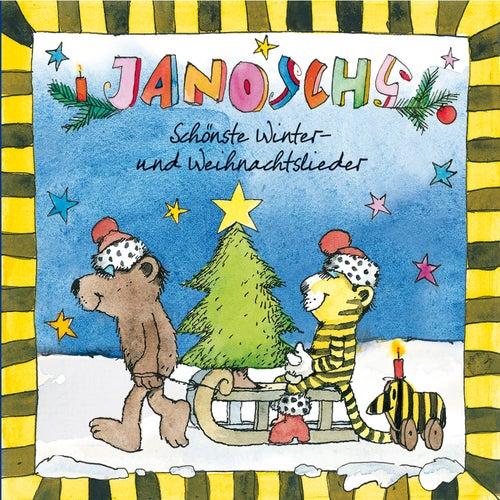 Janoschs Schönste Winter - und Weihnachtslieder de Janosch