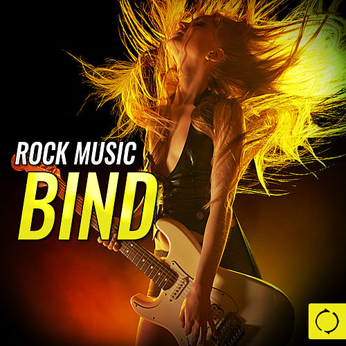 Rock Music Bind by Various Artists