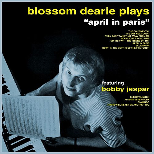 Blossom Dearie Plays April In Paris by Blossom Dearie