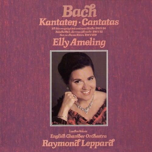 Bach, J.S.: Cantatas Nos. 52, 84 & 209 de Raymond Leppard