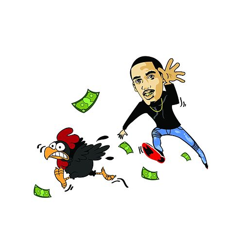 Chasin Chicken de Mike Sherm