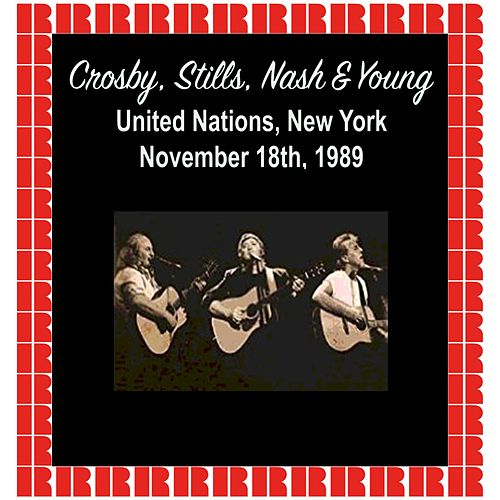 United Nation Assembly, New York, 1989 (Hd Remastered Edition) by Crosby, Stills, Nash and Young