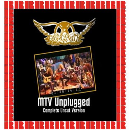 MTV Unplugged, Ed Sullivan Theater, New York, August 11th, 1990 (Hd Remastered Edition) de Aerosmith