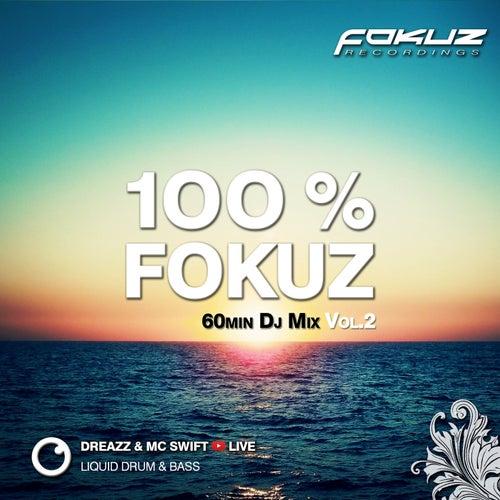 100 % Fokuz Vol. 2 de Dreazz