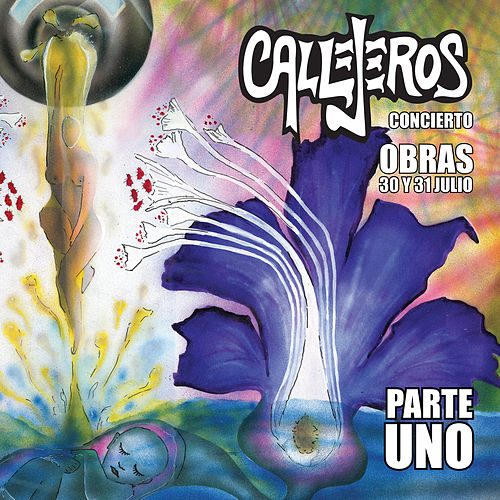 Concierto Obras 30 y 31 Julio, Parte Uno (En Vivo) de Callejeros