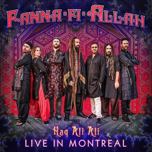 Haq Ali Ali (Live) de Fanna-Fi-Allah