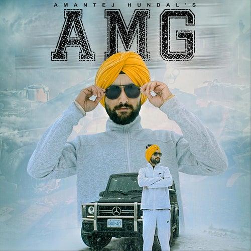 A M G (feat. Manjot Pandher) fra Amantej Hundal