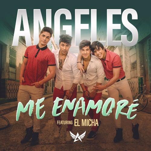 Me Enamoré (feat. El Micha) de Angeles
