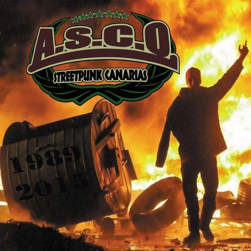 1989-2015 Asquerosidad Total von A.S.C.O.