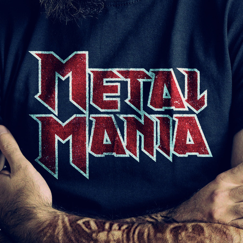 Metal Mania von Various Artists