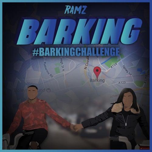 Barking (#BarkingChallenge) de Ramz