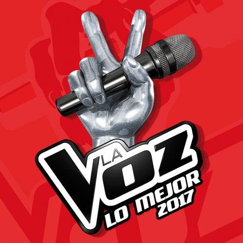 Lo Mejor De La Voz 2017 von Various Artists