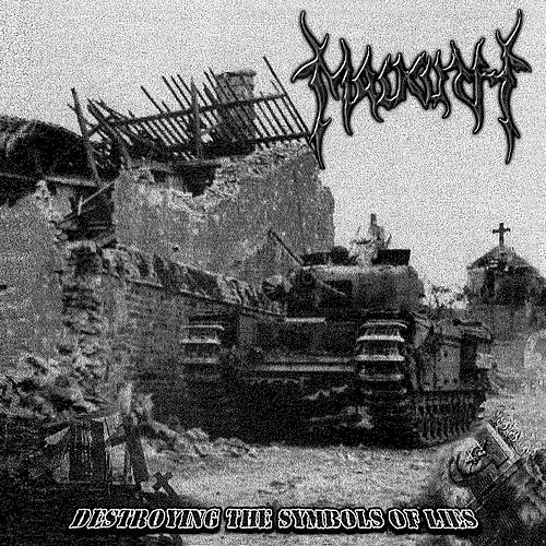 Destroying The Symbols Of Lies by Malkuth