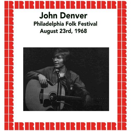 Philadelphia Folk Festival, August 23rd, 1968 (Hd Remastered Edition) de John Denver