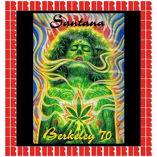Berkeley Community Center, 1970 (Hd Remastered Edition) de Santana