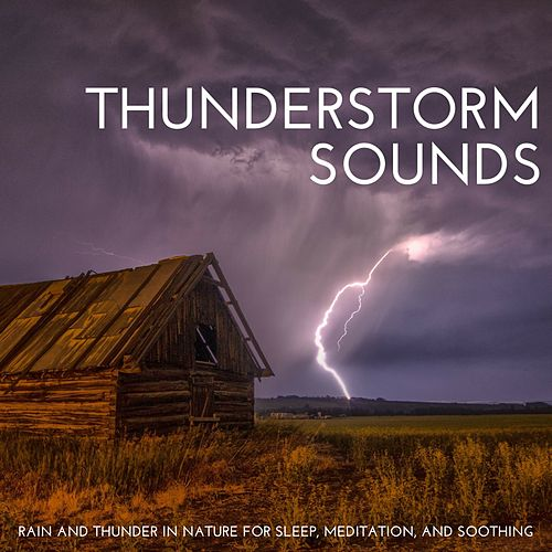 Heavy Rain and Thunder Sounds for Sleep by SleepTherapy