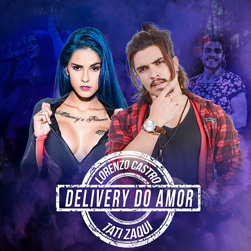 Delivery do Amor de Lorenzo Castro