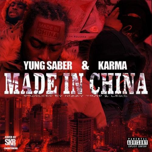 Made in China (feat. Karma) von Yung Saber
