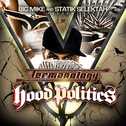 Hood Politics V de Termanology