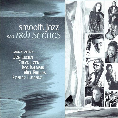 Smooth Jazz and R&B Scenes de Various Artists