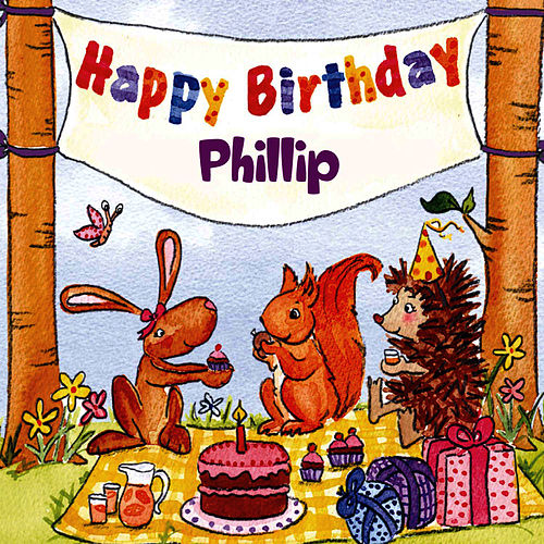 Happy Birthday Philip von The Birthday Bunch