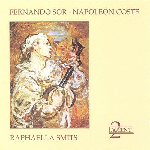 Guitar Recital: Smits, Raphaella - Sor, F. / Coste, N. de Raphaella Smits