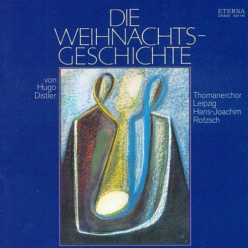 DISTLER, H.: Weihnachtsgeschichte (Die) (Rotzsch) von Heidi Riess
