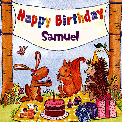 Happy Birthday Samuel von The Birthday Bunch