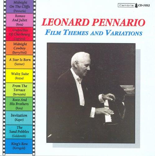Piano Recital: Pennario, Leonard – ROTA, N. / LEGRAND, M. / BARRY, J. / STEINER, M. / ROZSA, M. / BERNSTEIN, E. / KAPER, B. / GOLDSMITH, J. / KORNGOLD de Leonard Pennario