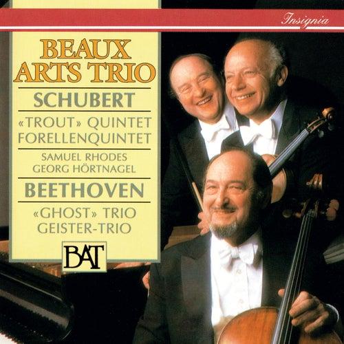 Schubert: Trout Quintet / Beethoven: Piano Trio No.5