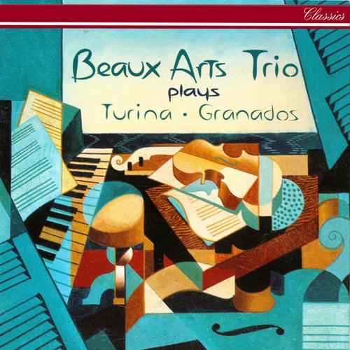 Turina: Piano Trios Nos. 1 & 2; Fantasía / Granados: Piano Trio by Beaux Arts Trio