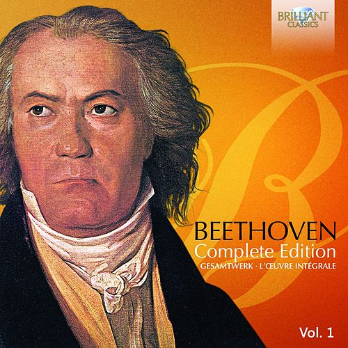 Beethoven Edition, Vol. 1 by Various Artists