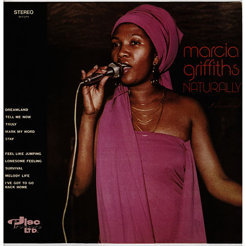 Naturally de Marcia Griffiths