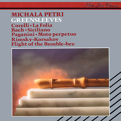 Music For Recorder by Michala Petri