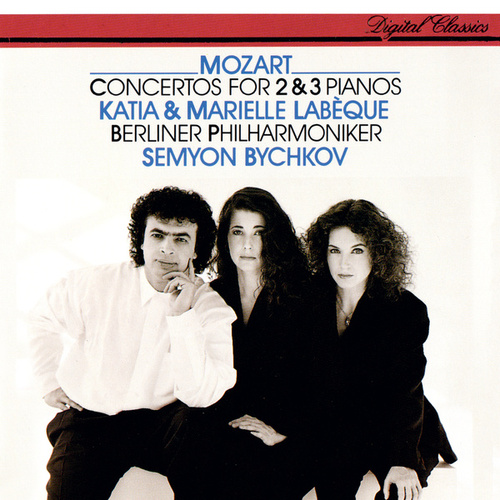 Mozart: Piano Concertos Nos. 7 & 10 by Various Artists