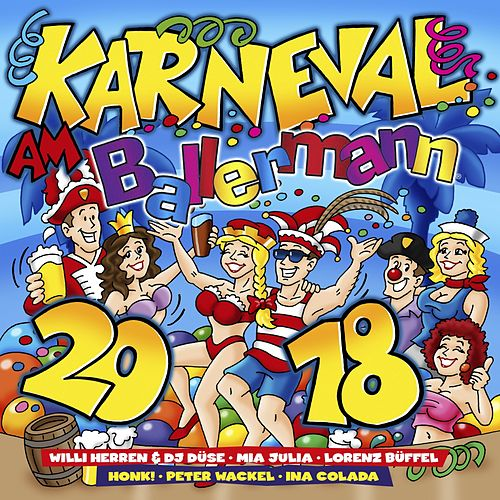 Karneval am Ballermann 2018 von Various Artists