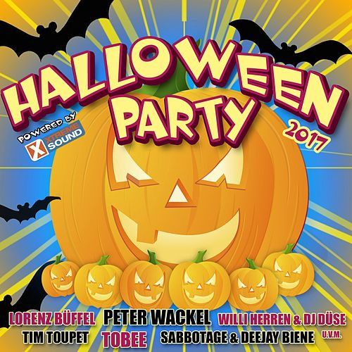 Halloween Party 2017 Powered by Xtreme Sound von Various Artists