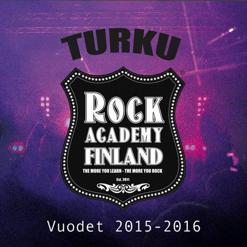 Turku Rock Academy - Vuodet 2015-2016 de Various Artists