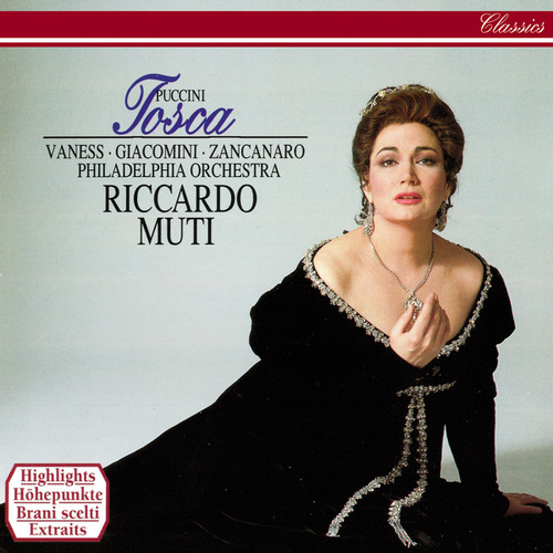 Puccini: Tosca (Highlights) by Riccardo Muti