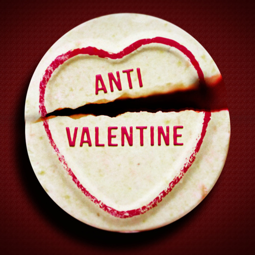 Anti-Valentine fra Various Artists
