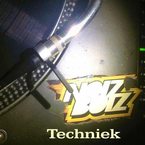 Techniek de Various Artists