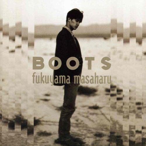 Boots de Masaharu Fukuyama