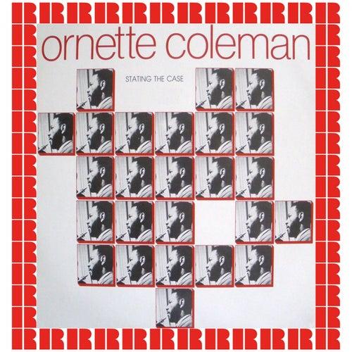 Stating the Case von Ornette Coleman