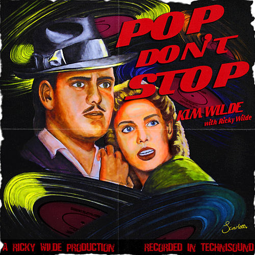 Pop Don't Stop by Kim Wilde