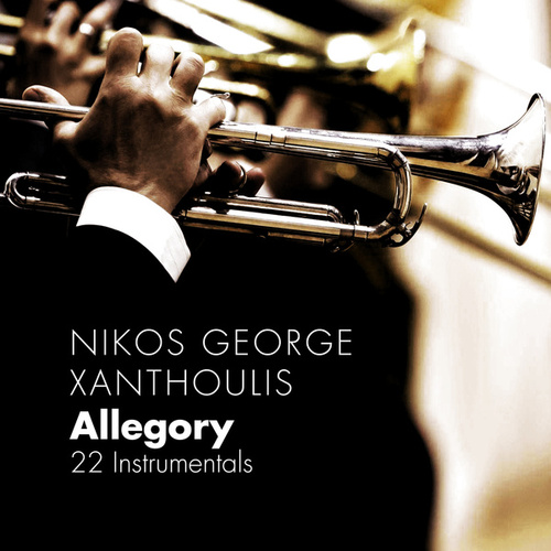 Allegory by Nikos George Xanthoulis