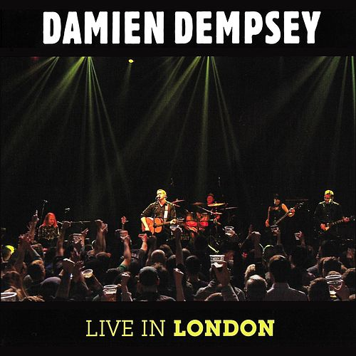 Live in London von Damien Dempsey